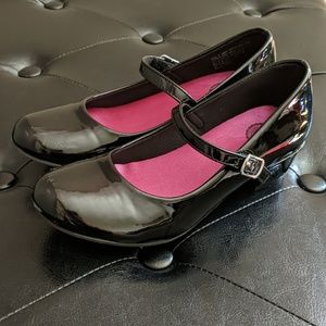 SO Trapese Girls' Mary Jane Shoes